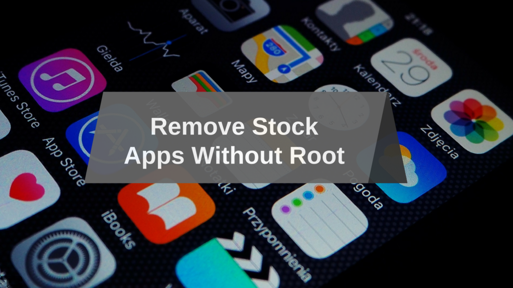 apps technology App, How to uninstall, App store