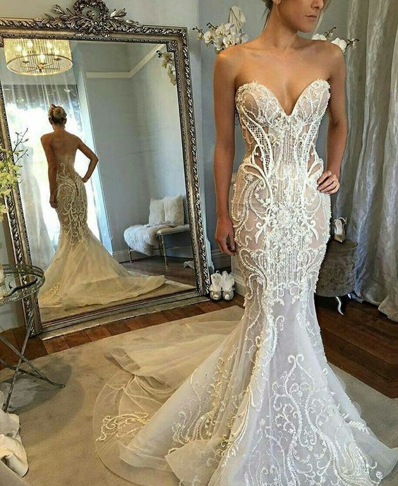 Designer Wedding Gowns For Less: Haute Couture Custom Wedding Dresses In 2019