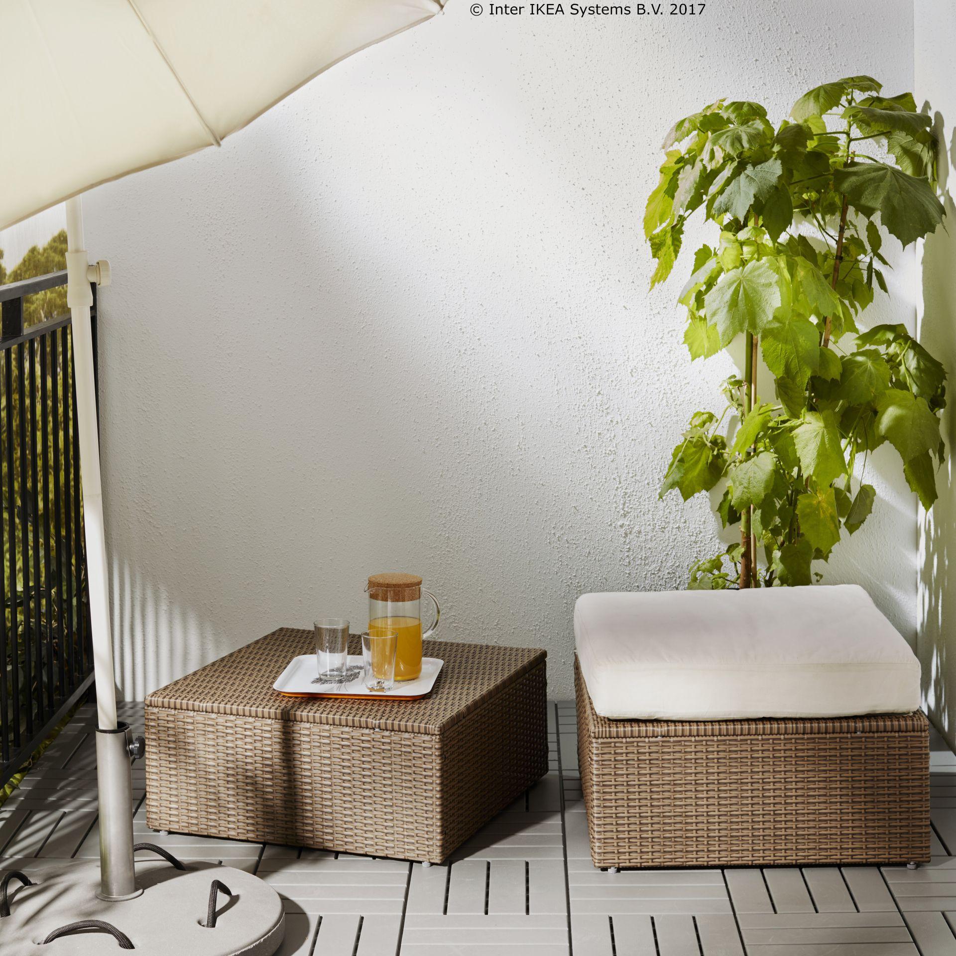 Želiš praktično i multifunkcionalno rješenje za balkon ili