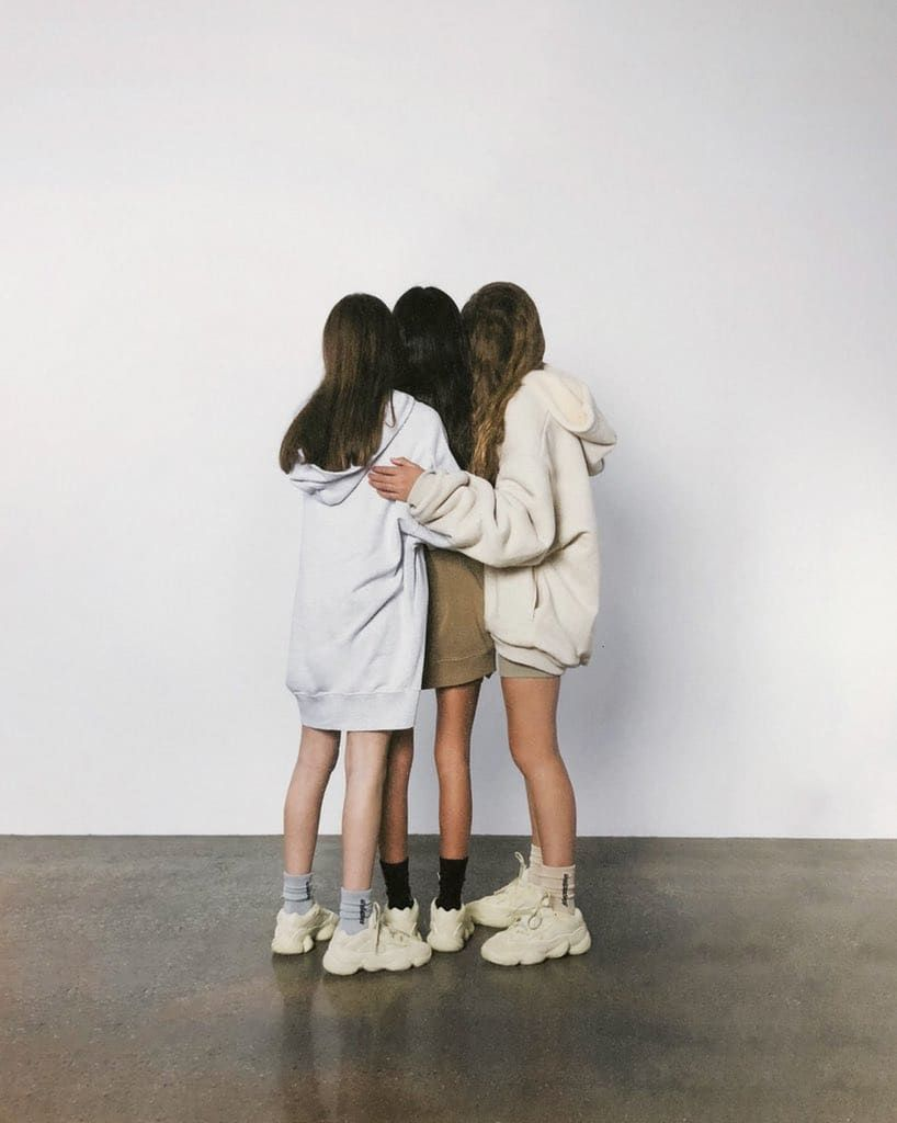 newest 30132 bd67f Kanye West Releases Yeezy 500 'Supermoon' Sneaker Campaign ...