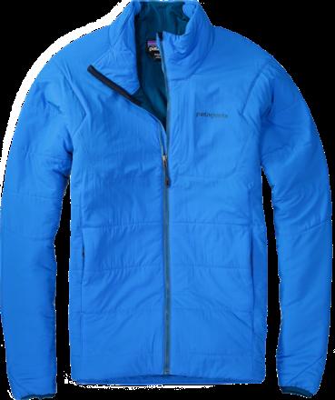 Patagonia Men's NanoAir Insulated Jacket Andes Blue/Big