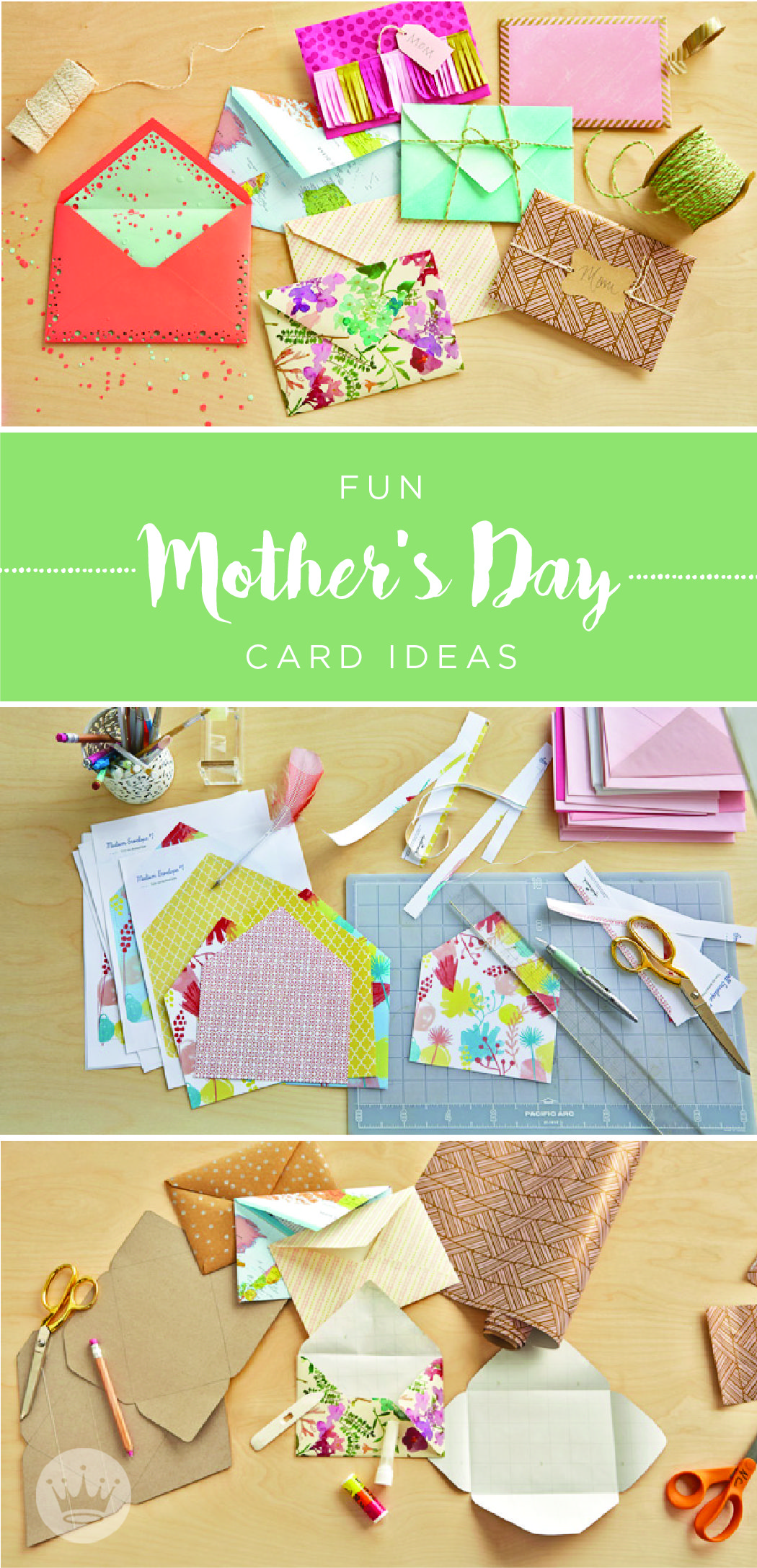 mother's day card ideas  mothers day crafts cards