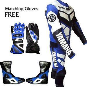 Yamaha Yzf Moto Complete Suit Ce Aprobado Proteccion Completa