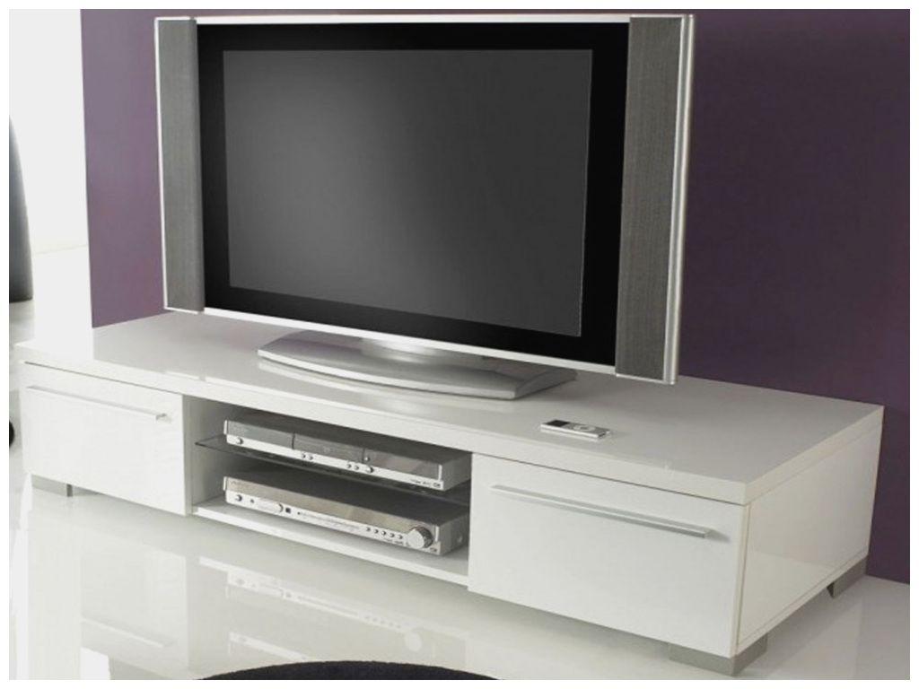 Beau Meuble Tv Design Blanc Laque Cavalli Meuble Tv Design Blanc