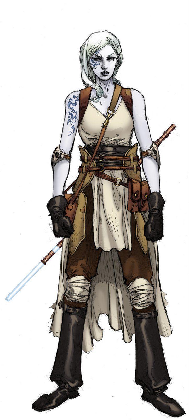 Jarael - Knights of the Old Republic comic