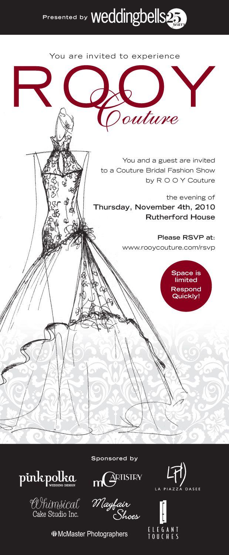 Fashion Show Invitation Google Search Fashion Show Poster Fashion Show Fashion Show Invitation