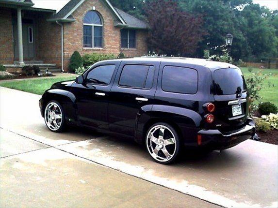 Hhr Chevrolet Hhr Tuning Suv Tuning Chevy Hhr Chevrolet Suv