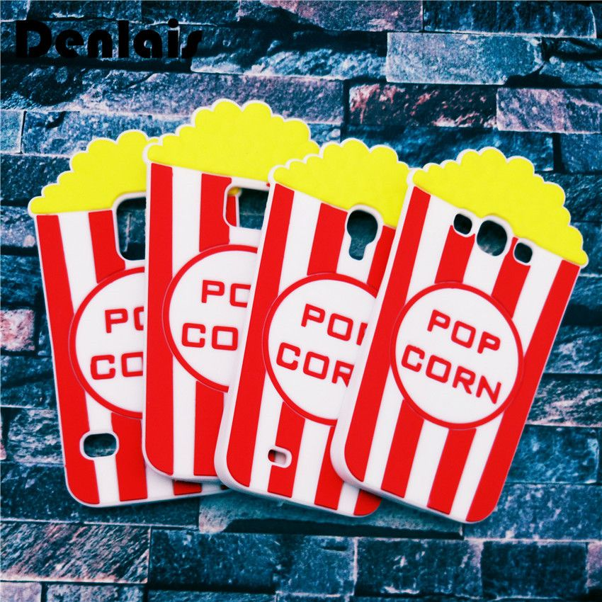 coque pop corn samsung galaxy s6 edge