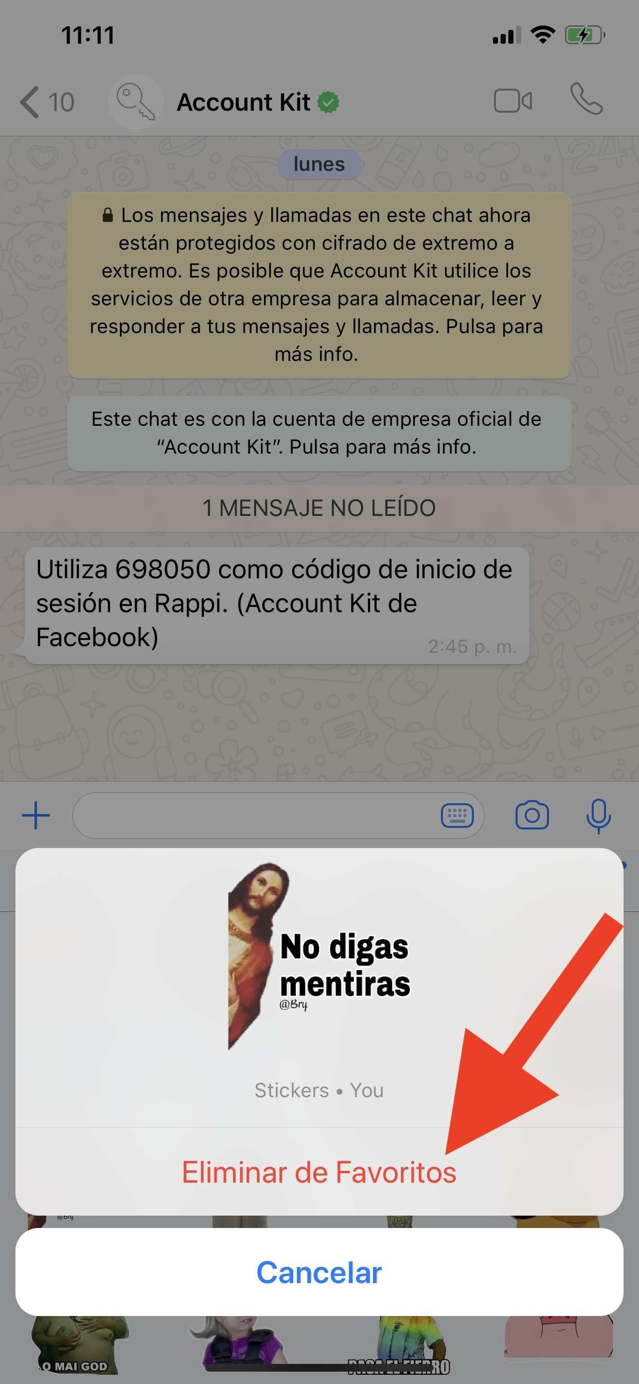 Como Eliminar Stickers De Whatsapp Franco Escamilla Juegos De Gemelos Gracioso