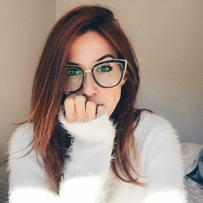 Souvent ▷ 1001+ Idées pour des lunettes de vue femme + les looks  UW01