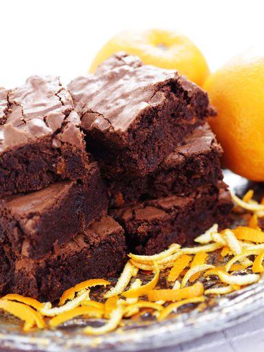 Brownies Chocolat Orange Recette Chocolat Orange Recette Brownies Chocolat Brownie Chocolat