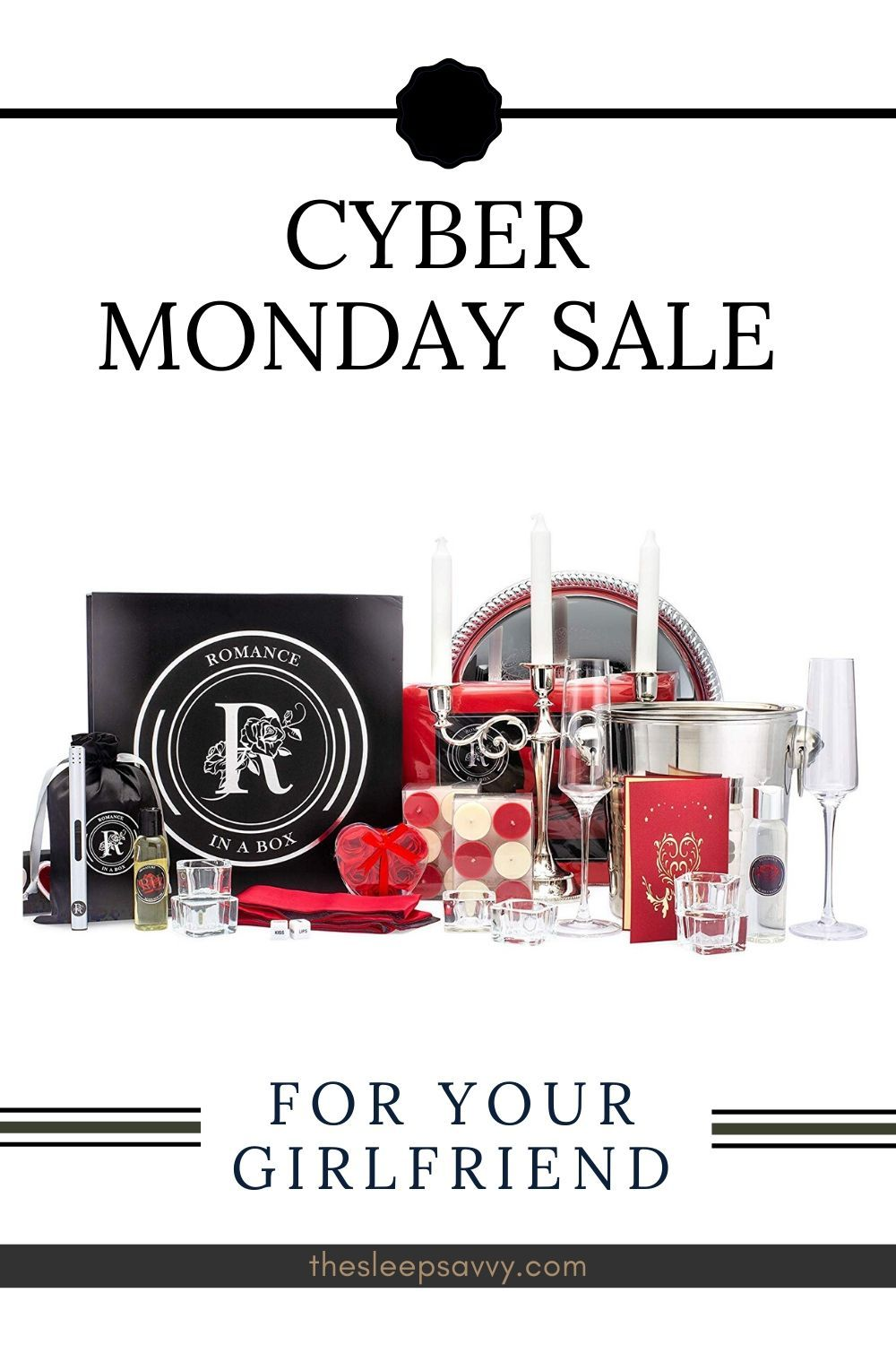 Cyber monday sale girlfriend gifts valentine day gifts