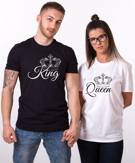b3086ea23a Valentines day shirts Royal Shirts Big Crown Set of two | sweaters ...