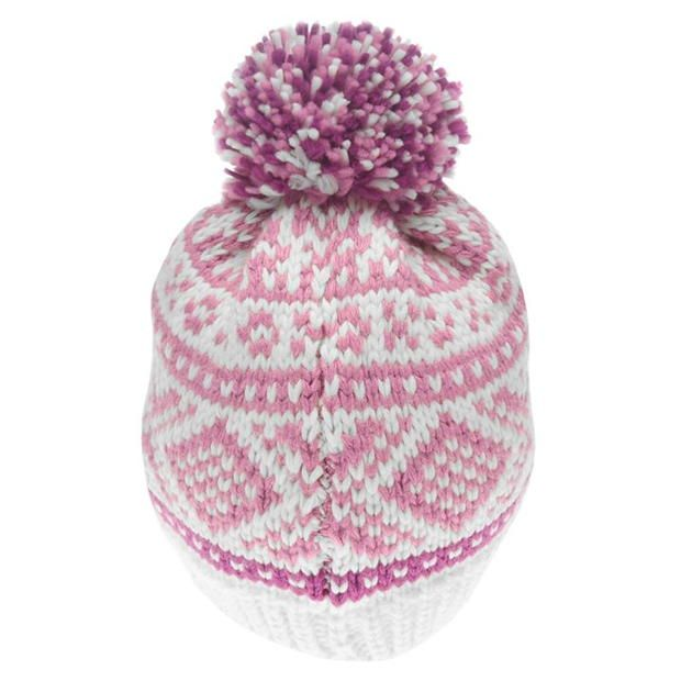 Vogel Beanie Hat Ladies