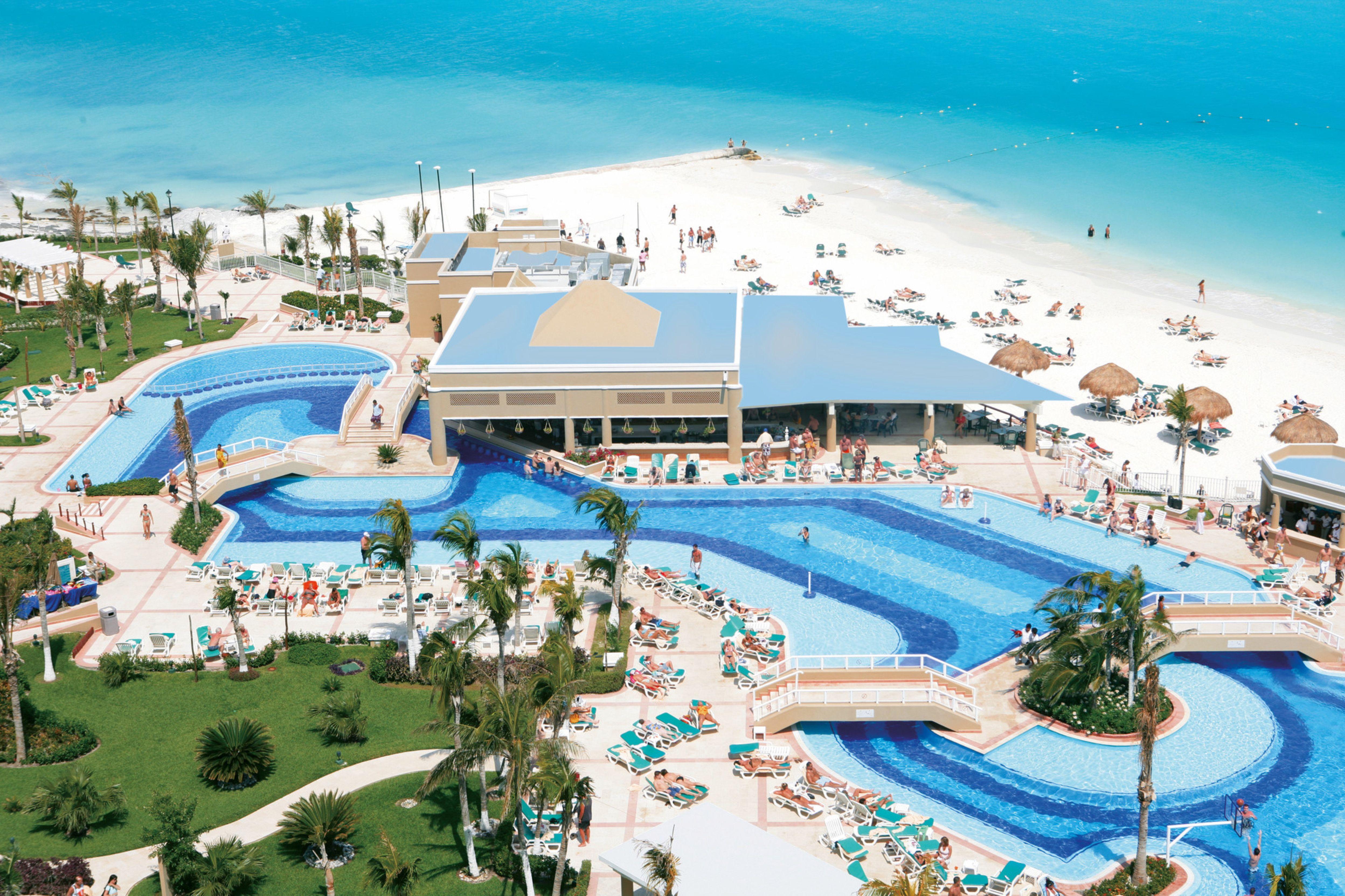 Riu Caribe Pools Beach Itsriutimecancun Cancun Hotels Cancun Beaches Hotel Riu