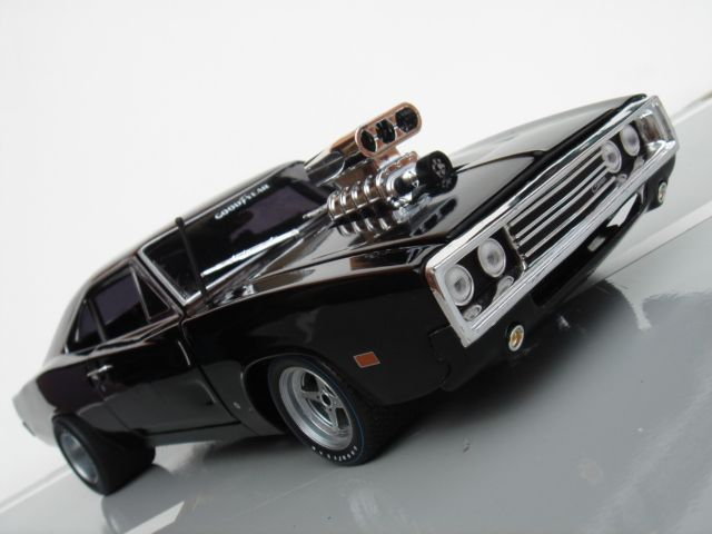 1:18 DODGE CHARGER JP TUNERS