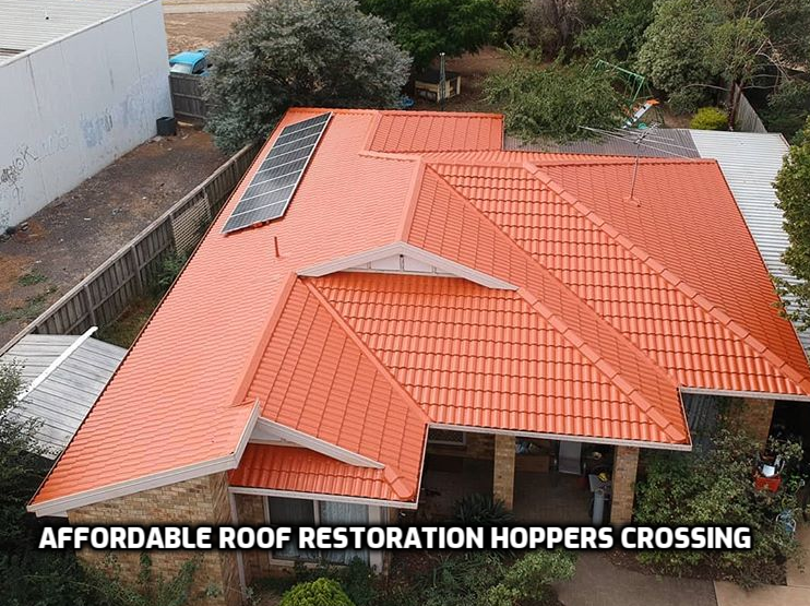 Roof Restoration Hoppers Crossing Roof Makeover Specialist In 2020 Roof Restoration Roof Roof Cleaning