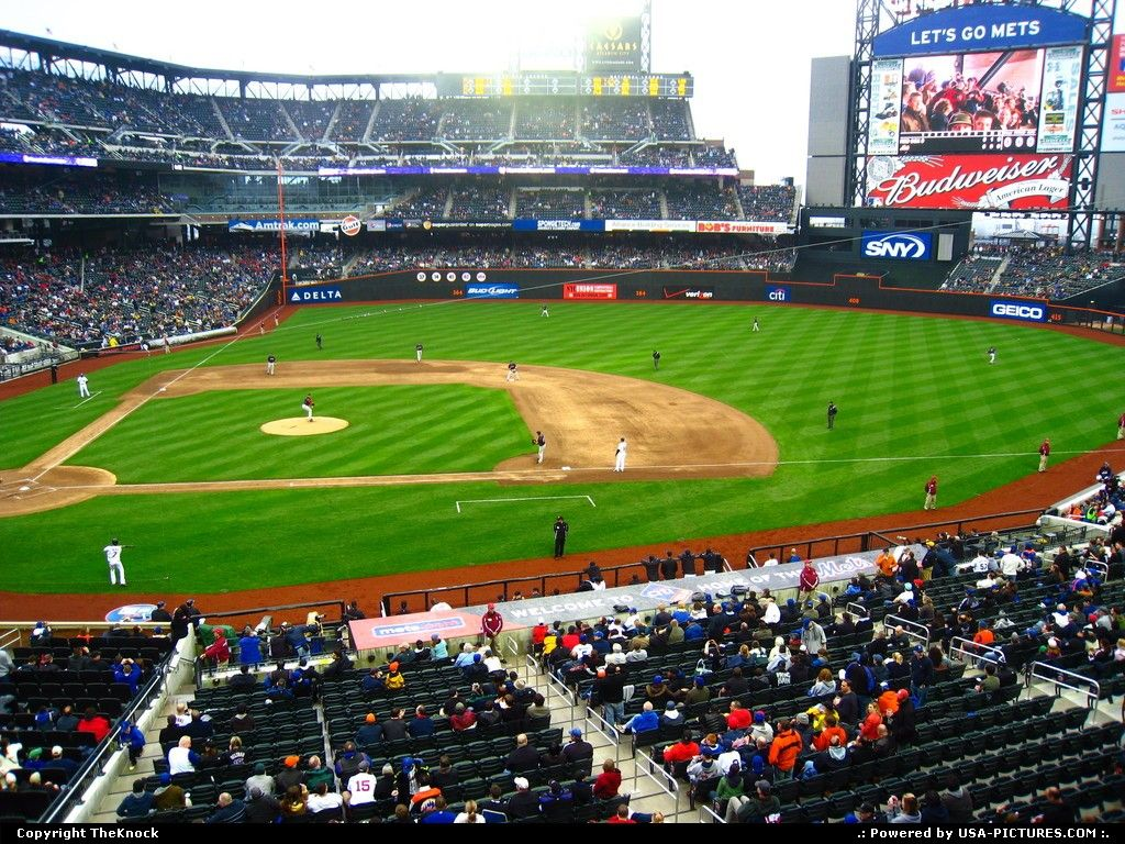 Picture by theknock new york new york citi field baseball stadium picture by theknock new york new york citi field baseball stadium ny altavistaventures Images