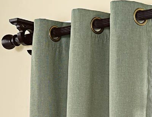 Curtain Rods For Sliding Patio Doors Curtains Blinds Insulated Door