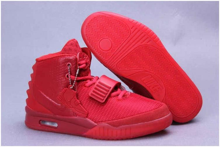 e5f487039 Nike Air Yeezy 2 Red October