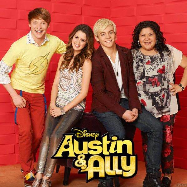 Who is trish from austin and ally dating