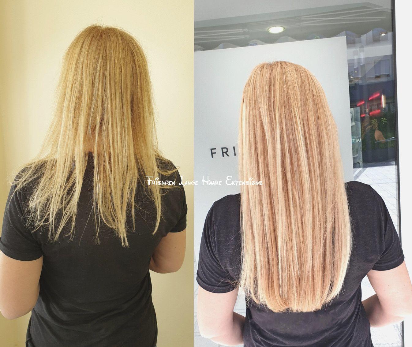 Wie Man Eine Fantastische Frisuren Lange Haare Extensions Mit