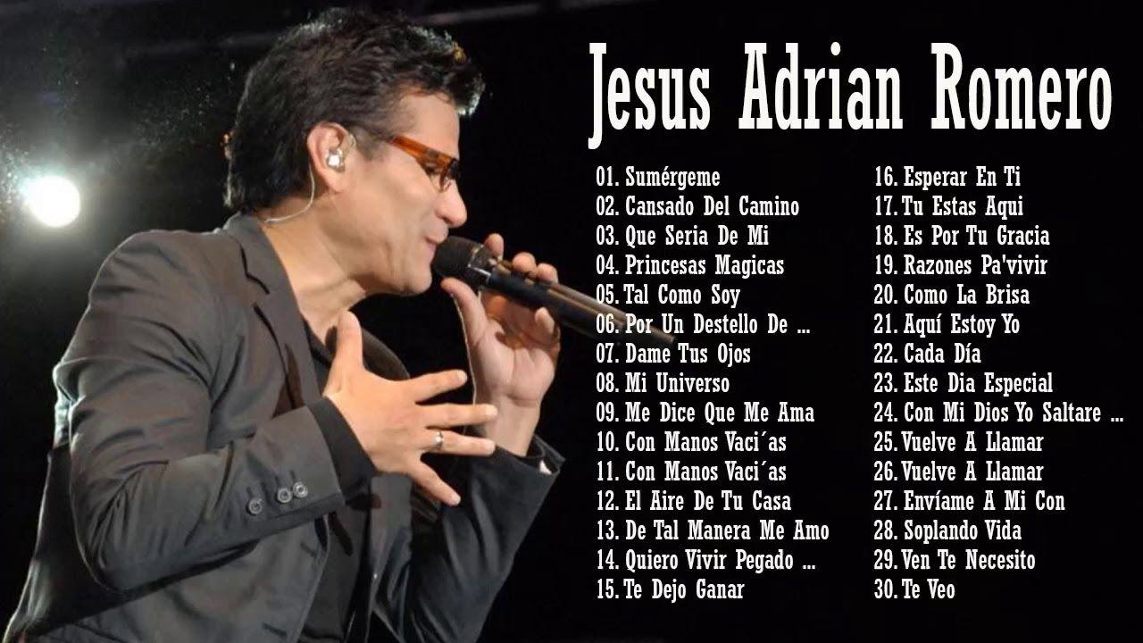 Jess Adrian Romero Sus Mejores Canciones