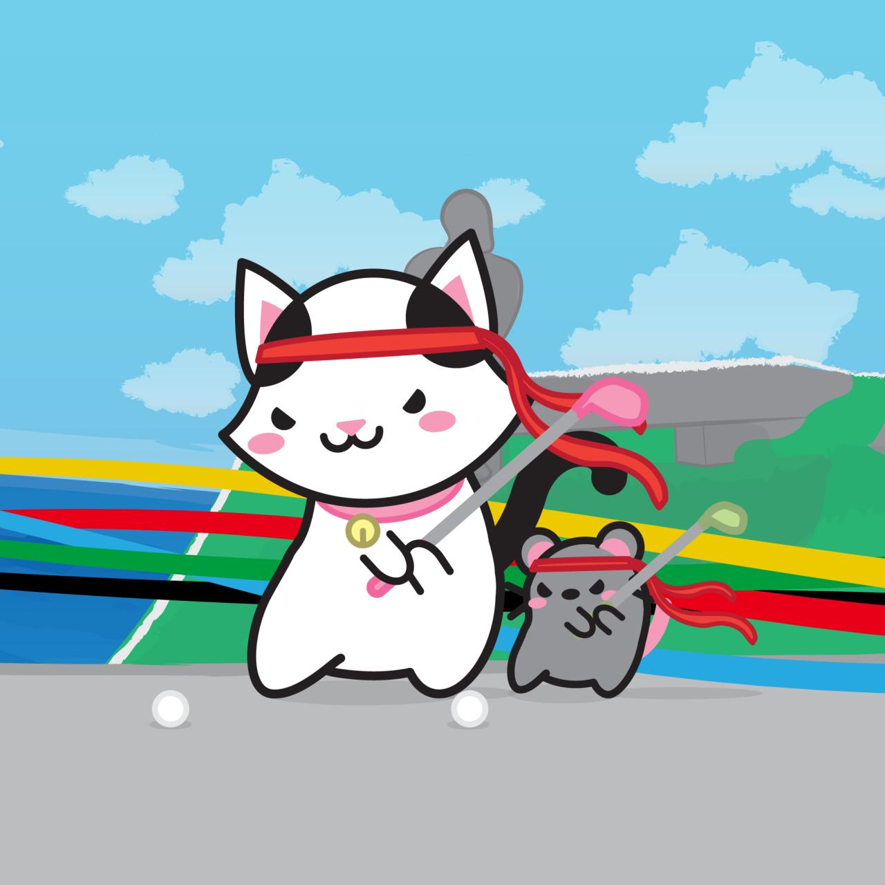 Olympic Games! Golf! – Jogos Olímpicos! Golf!