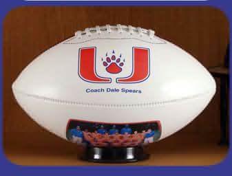 Personalized Football Custom Photo Gift Idea 24 95 Coachgift Football Giftideas