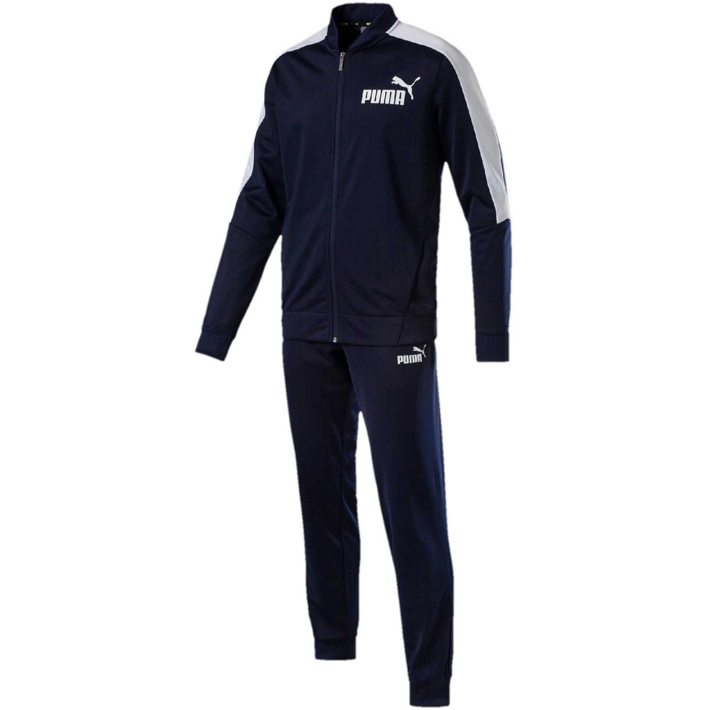 Puma baseball tricot suit cl. Buzo de Hombre | Ropa de ...