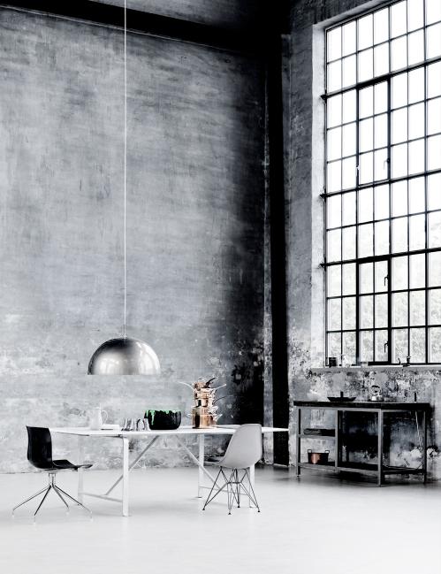 Stylist Gitte Kjaer Emmas Designblogg Industrielle Fenster Danisches Interior Architektur Innenarchitektur