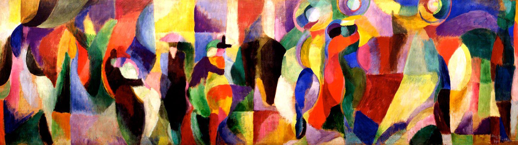 Sonia Delaunay 5