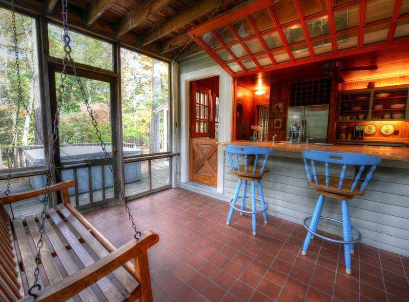 Kitchen pass through window ideas pass through window