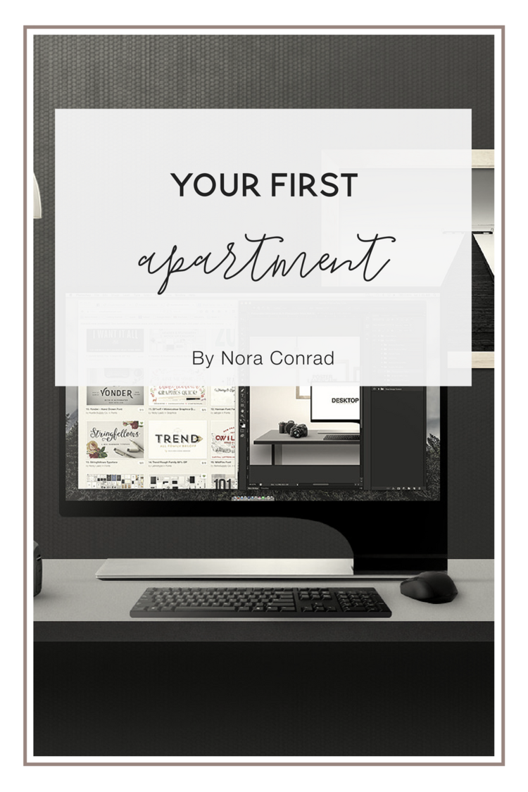 Your First Apartment | Budget sheets, Apartments and House