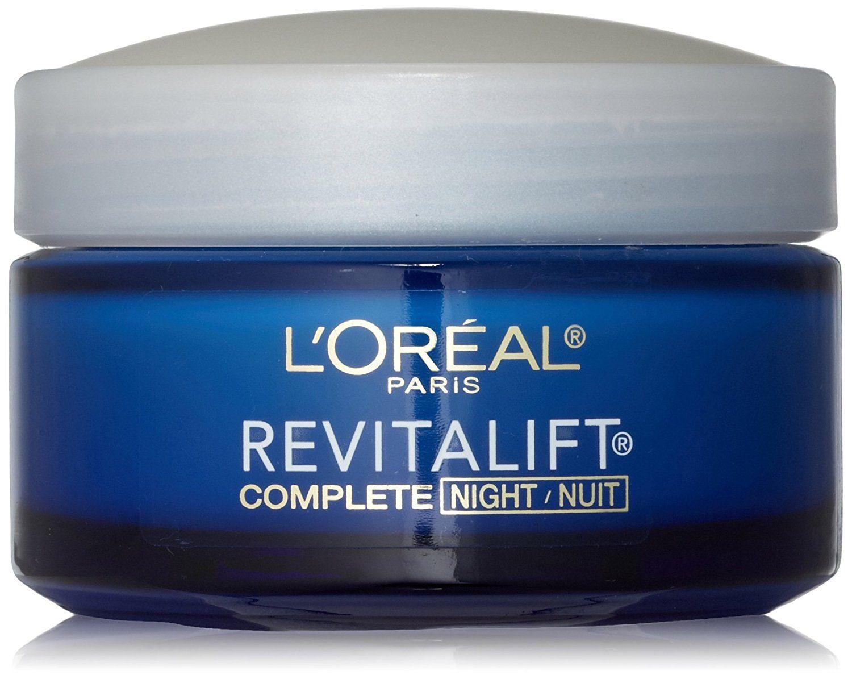 LuOreal Paris RevitaLift AntiWrinkle Firming Night Cream