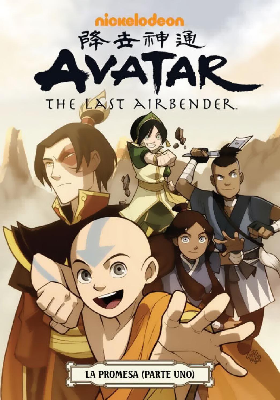 Avatar La Promesa Parte 1 Avatar La Leyenda De Aang Avatar Avatar La Leyenda