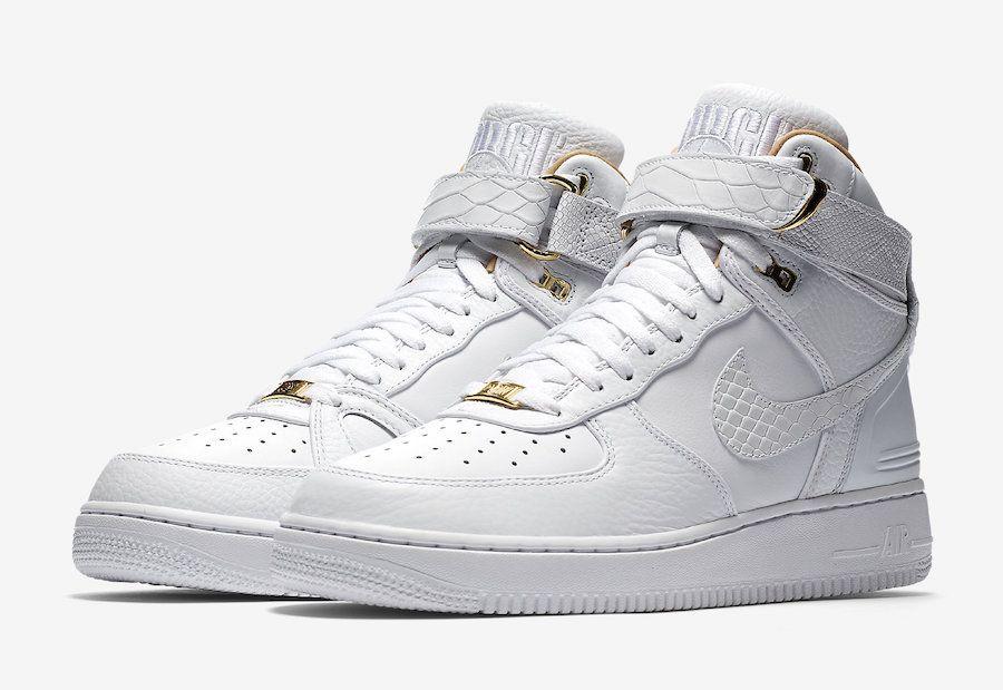 Nike Air Force 1 Hi Just Don AO1074-100 - Sneaker Bar Detroit