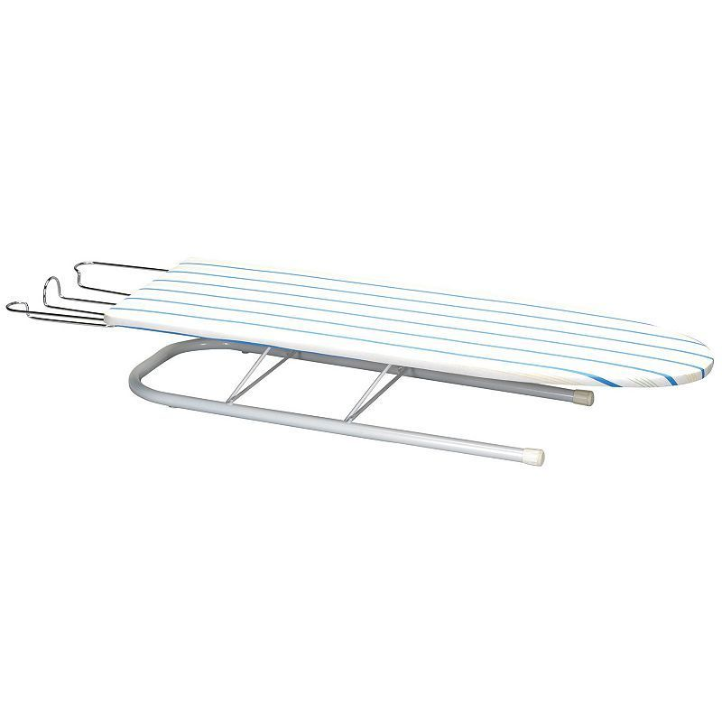 Household Essentials Deluxe Pressboard Tabletop Ironing Board With