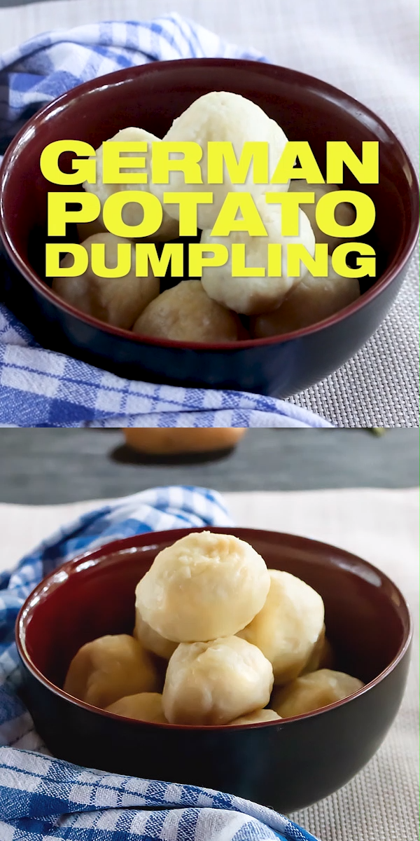 Photo of German Potato Dumplings Recipe