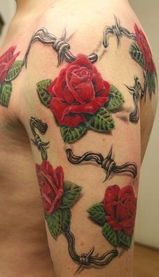 Tatouage Rose Fleur Les Top 80 Plus Beaux Modeles Du Web