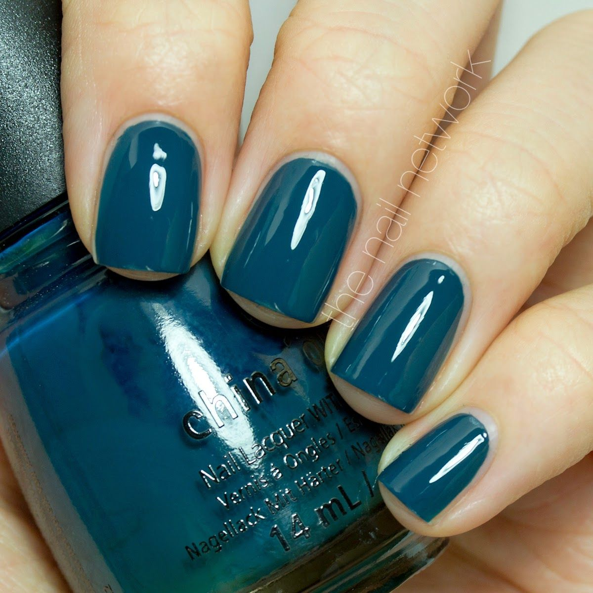 The Nail Network: China Glaze All Aboard Collection Swatches ...