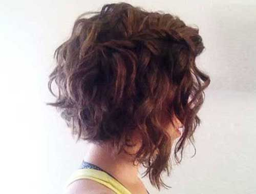 Https Www Eshorthairstyles Com Wp Content Uploads 2017 02 Curly Perm For Short Hair Jpg Short Permed Hair Thick Hair Styles Curly Hair Styles Naturally