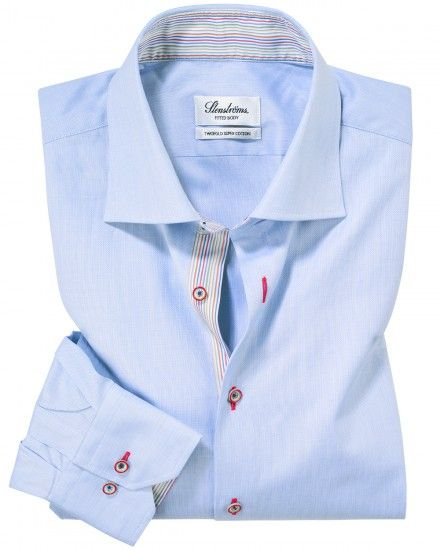 STENSTRöMS Hemd Fitted Body | LODENFREY | Mens tops, Shirts