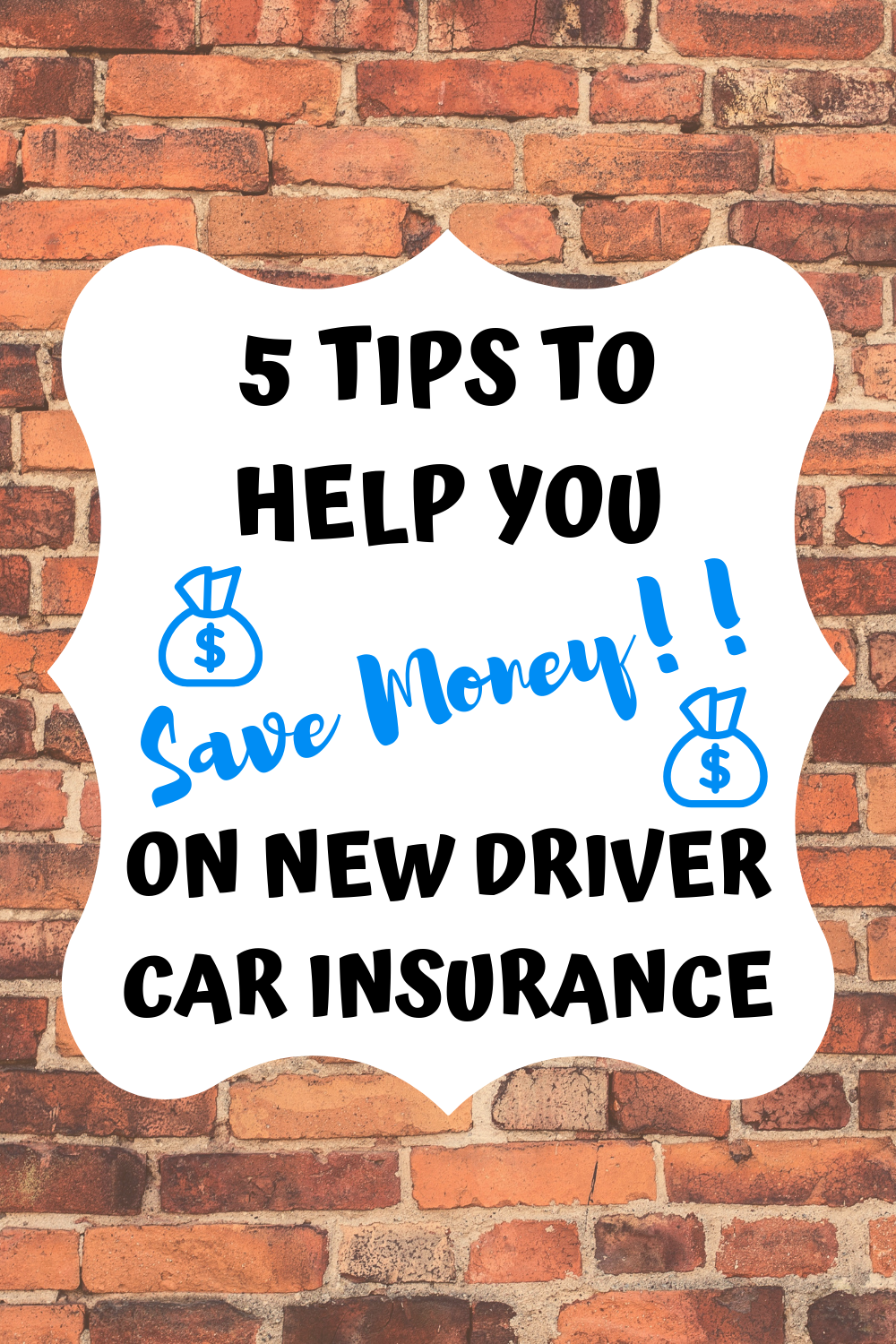 Terrific Photo Save Money On New Driver Car Insurance Thoughts In