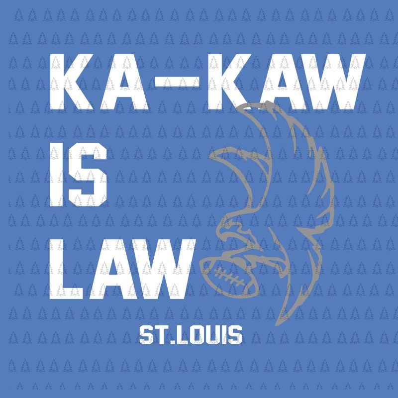 Ka-kaw is law stlouis svg,Battlehawks football st louis xfl ka-kaw  svg,battlehawks football st louis xfl ka-kaw png,battlehawks football st  louis xfl ka-kaw,ka-… in 2020 | St louis, Svg, Making shirts