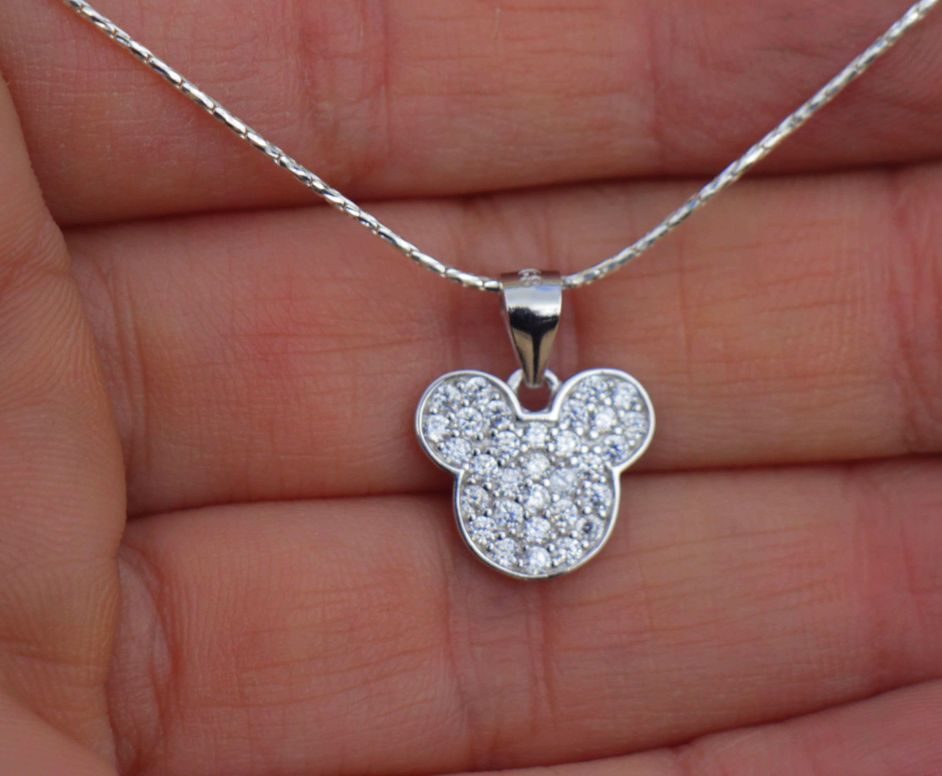 23++ Mickey mouse sterling silver jewelry ideas in 2021