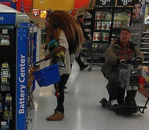 18 Bizarre People U0026 Situations Youu0027ll Only See At Walmart U2022 Page 2 Of