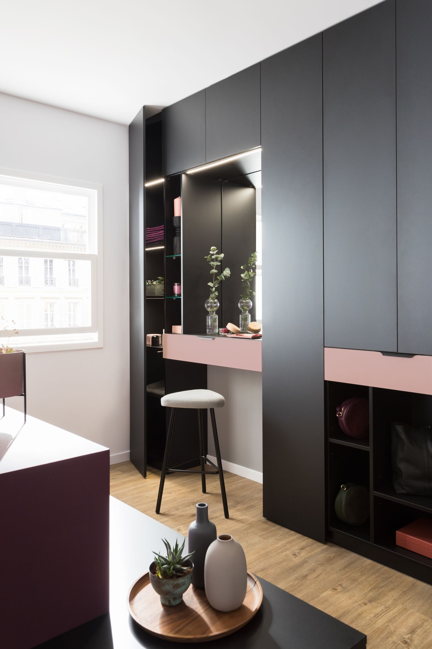 30++ Salle de bain avec dressing integre ideas in 2021