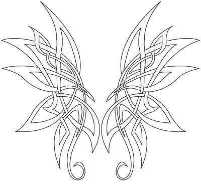 Photo of keltische schmetterlingstattoos | Keltische Schmetterling Tattoo Designs für M…