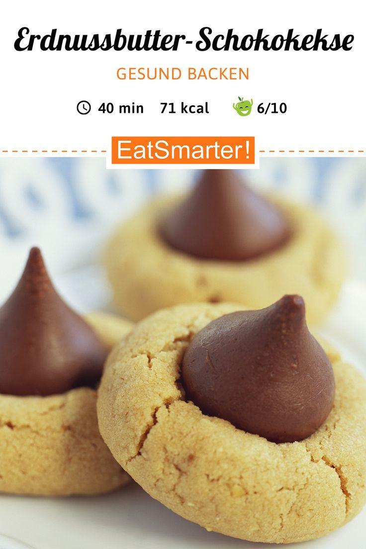 Erdnussbutter-Schokoladen-Kekse